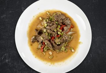Paleo Mongolian Beef