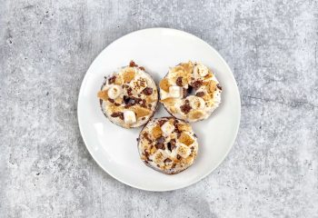 Chocolate S'mores Pronuts