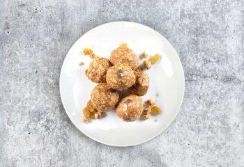 Performance Superfood Bites: White Chocolate Cranberry & Cordyceps